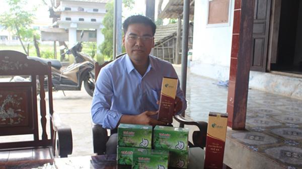 Quảng Trị: Cử nhân kinh tế bỏ bằng đại học về quê lập nghiệp