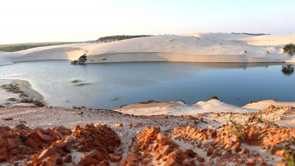 Tiểu sa mạc ở Vĩnh Tú – Vĩnh Linh – Quảng Trị