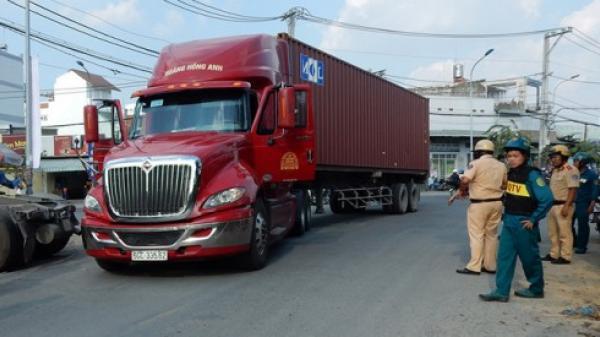 """Lời khai của tài xế container dùng 3 loại m,a t,úy một lúc: Chân đạp ga mà cảm giác rất """"bay bổng"""""""