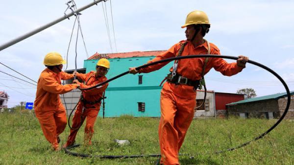 Công ty Điện lực Quảng Trị thông báo tuyển dụng 21 công nhân điện