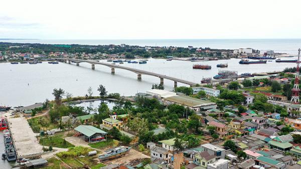 Phát triển đô thị ven biển Quảng Trị