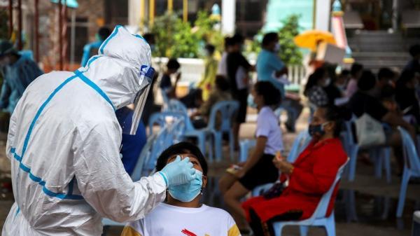 Thái Lan: Hơn 600 nhân viên y tế nhiễm Covid-19 dù đã tiêm vaccine