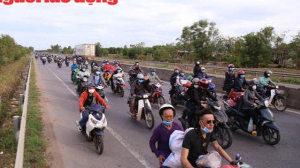 """Quảng Trị: Hai vợ chồng ở Quảng Trị """"lọt"""" chốt kiểm soát, dương tính với SARS-CoV-2 sau khi trở về từ Bình Dương"""