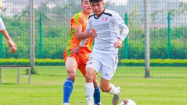 Thành tích ấn tượng của chàng cầu thủ ở Đông Hà