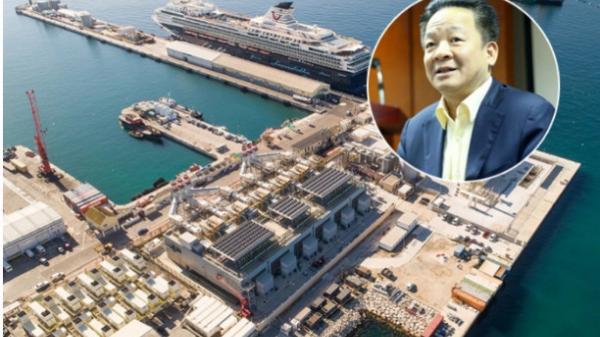 Quảng Trị gỡ khó cho dự án trung tâm điện khí LNG Hải Lăng 4,5 tỷ USD của T&T Group