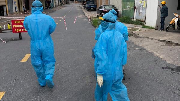 Hôm nay, ngày 24/9 Quảng Trị ghi nhận 07 ca dương tính với Covid-19 tại thành phố Đông Hà
