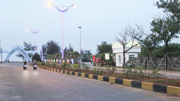 Thị trấn Cửa Việt nỗ lực xây dựng đô thị văn minh