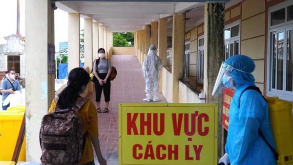 Quảng Trị phát hiện thêm 07 ca dương tính với Covid-19, tập trung chủ yếu ở Phường 1, TP Đông Hà