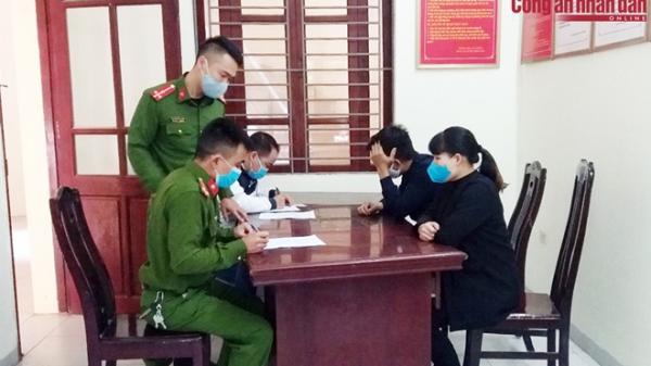 Xử phạt 61 trường hợp vi phạm quy định phòng, chống dịch bệnh trên địa bàn thành phố Đông Hà