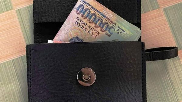 Quảng Trị: Trả lại gần 14 triệu đồng cho người đánh rơi