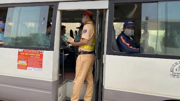 Quảng Trị tổ chức thí điểm mở lại vận tải hành khách đường bộ liên tỉnh từ ngày 13/10 - 20/10