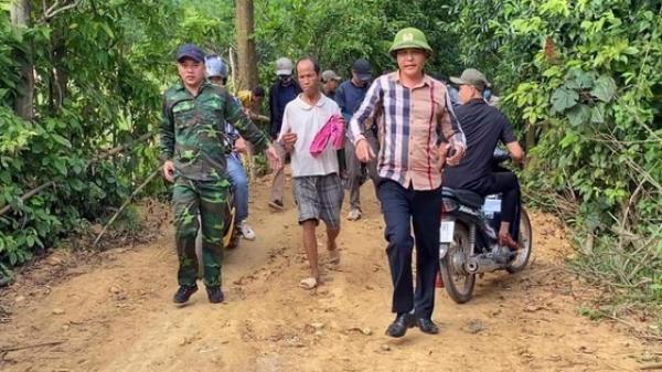 Quảng Trị: Gần 100 công an vây bắt đối tượng trốn trại giam trong rừng Mò Ó