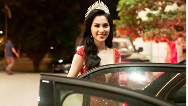 Nữ hoàng Tài năng đẹp quyến rũ trên ghế nóng tìm đại sứ du lịch Quảng Trị