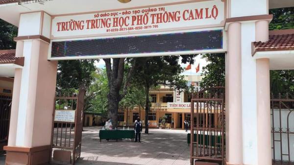 Cô giáo c;h;ử;i học sinh ở Quảng Trị: Kiểm điểm cô và trò