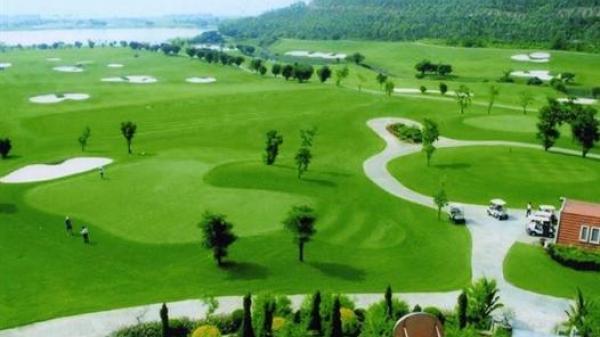 Công ty Cổ phần LICOGI 13 được khảo sát đầu tư xây dựng resort và sân golf tại huyện Vĩnh Linh